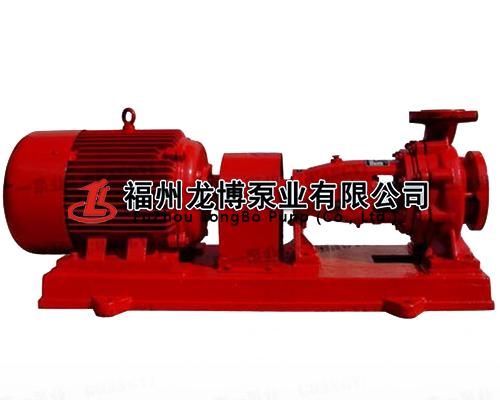 XBD-IS型臥式單級消防泵
