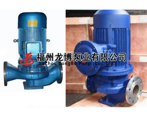 ISG型立式單級單吸離心泵