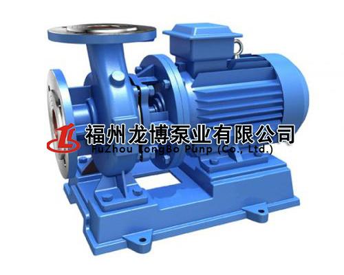 ISW型臥式單級管道離心泵