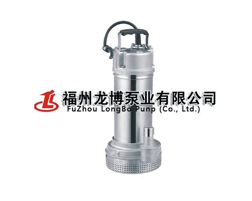 QDX-S不銹鋼潛水泵
