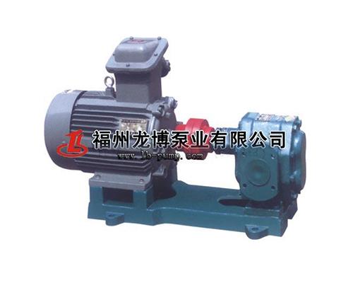 福州渣油齒輪泵