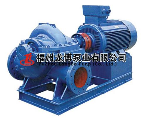 S、SH型單級雙吸離心泵