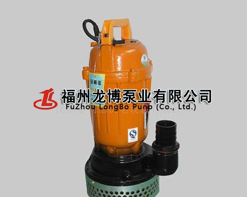 WQD型帶刀裝置潛水泵