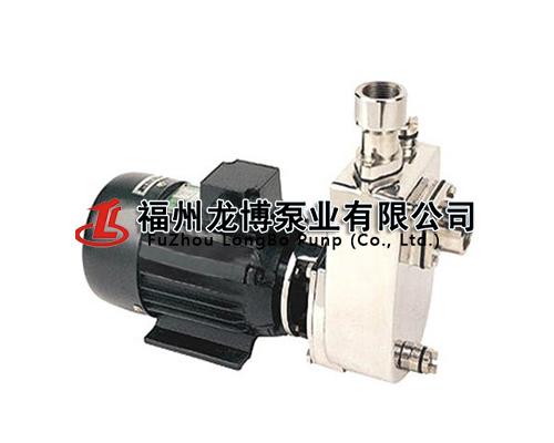 SFBX不锈钢耐腐蚀自吸泵