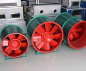 河北消防高温排烟风机型号选择时考虑事项。