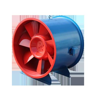 山西消防高温排烟风机在使用时具有的消防效果。