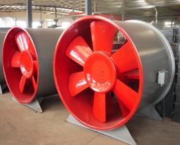 在折装与维修方面消防高温排烟风机操作很便捷。