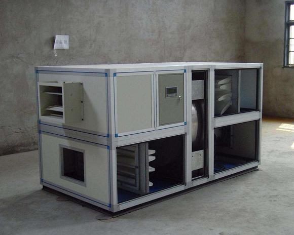 转轮式热回收机组