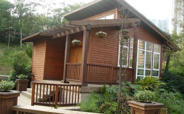平顶山木屋别墅设计