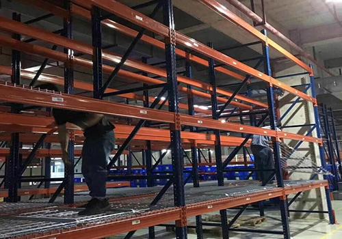 重型網層板貨架