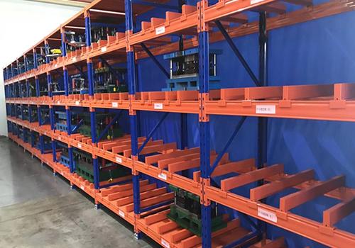 仓储货架表层的维护保养