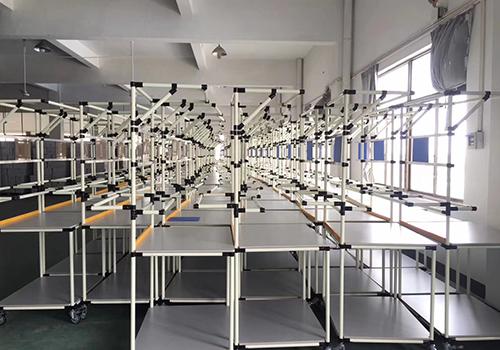 線棒組裝工作臺