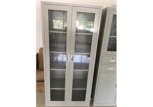 两门玻璃柜