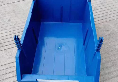 斜口塑料零件盒