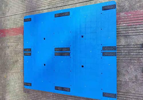 九腳平板塑料托盤