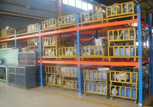 倉儲式重型貨架