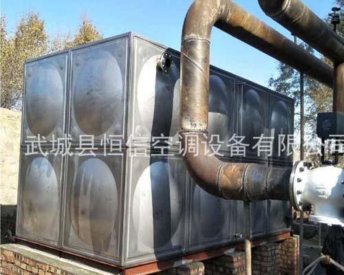 工厂不锈钢水箱