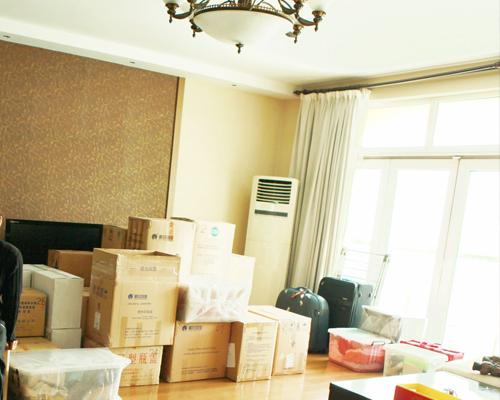 家庭搬家服务