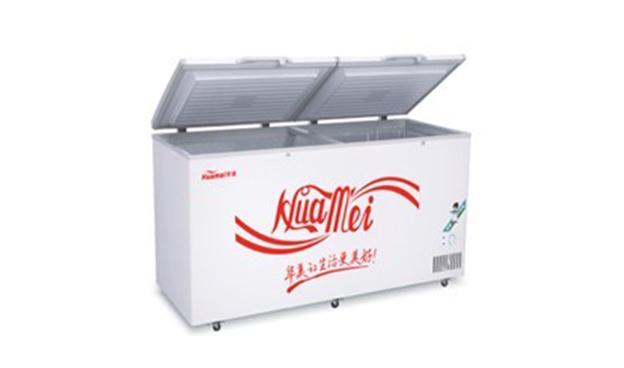 福州頂開門臥式冰柜