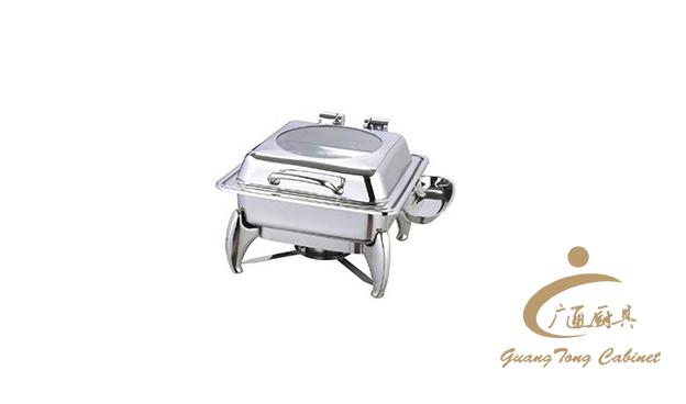 福州不銹鋼長方形自助餐爐