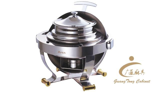 福州不銹鋼圓形自助湯爐