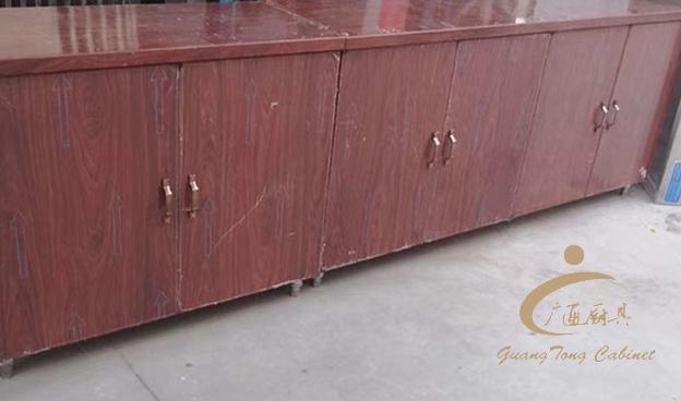 木紋不銹鋼柜