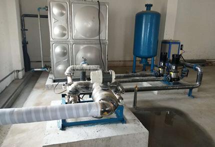全自动变频供水设备