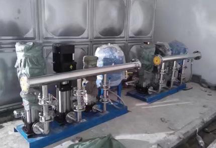 无负压自动变频供水设备