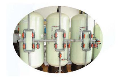 软化水设备及反渗透装置