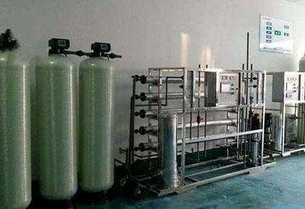 纯水处理反渗透设备