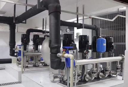 无负压变频二次供水设备