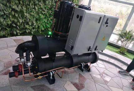 地源热泵安装