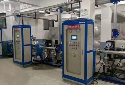 工厂无负压供水设备