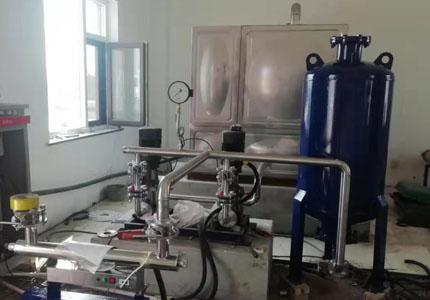 变频补水换热机组