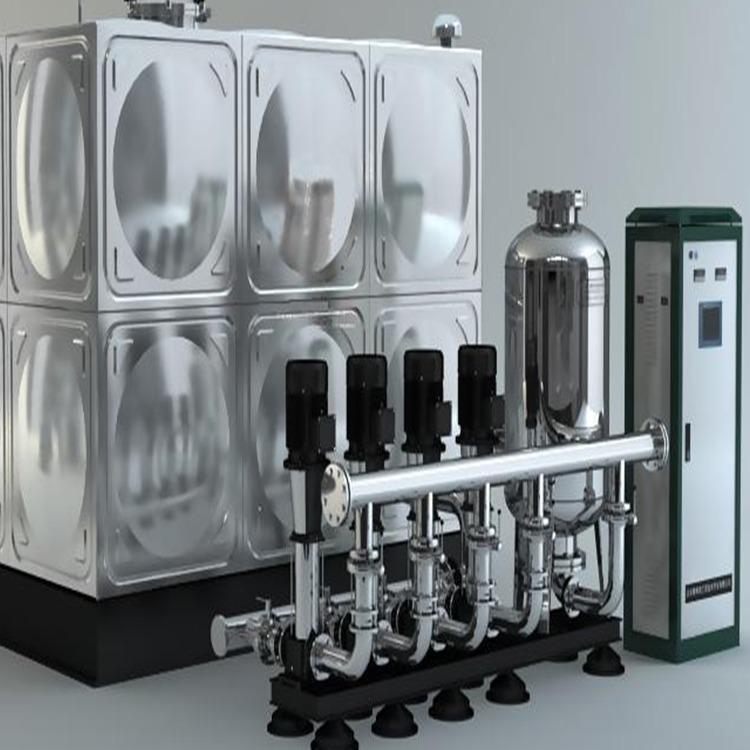 变频供水设备的排气阀以及放水阀!