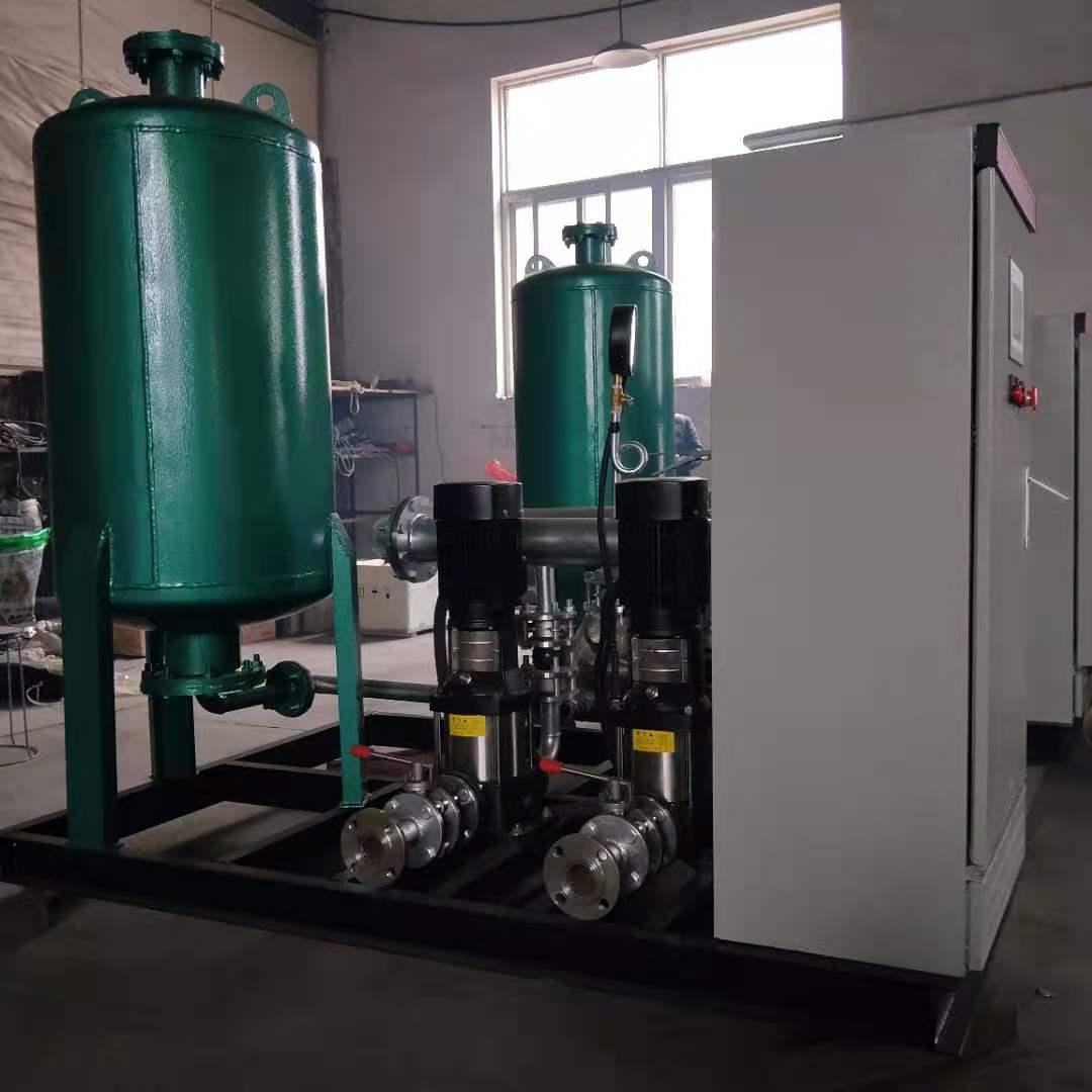 定压补水排气装置的一些重要部件!