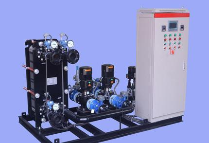 板式換熱器結構原理和流程組成?