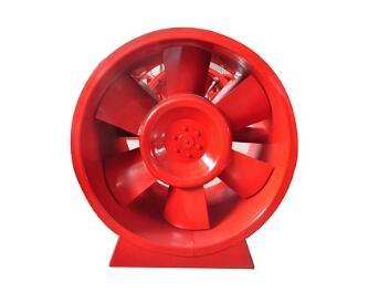 排烟风机箱可以在什么样环境中使用