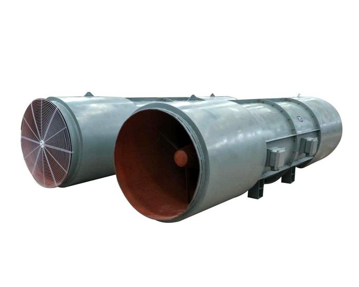 怎么保养隧道射流风机的皮带轮?
