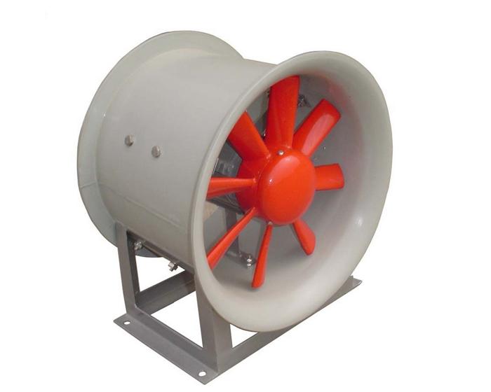 玻璃钢轴流风机的特点体现在哪些方面?