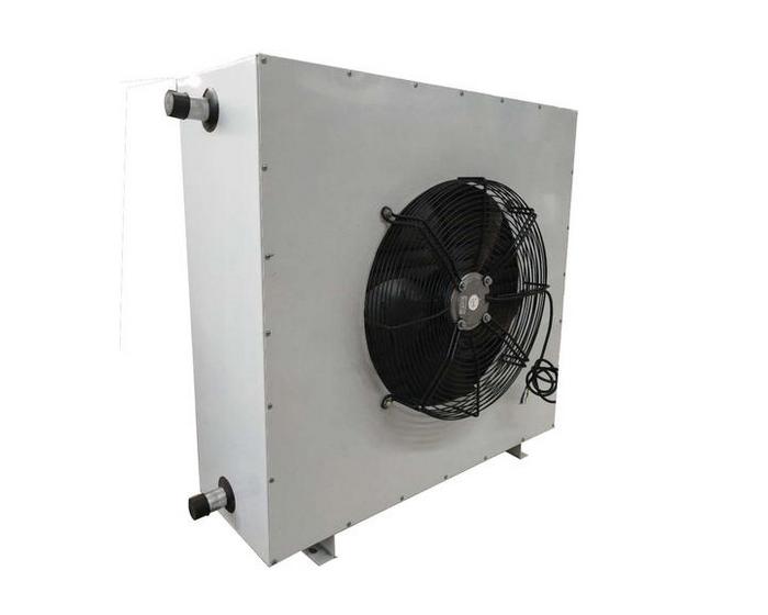 热水型暖风机性能特点!