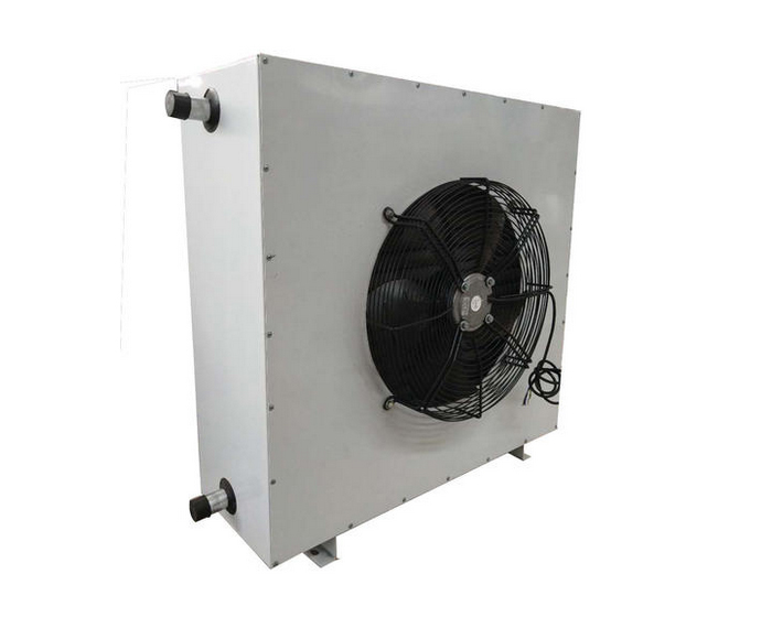 热水型暖风机