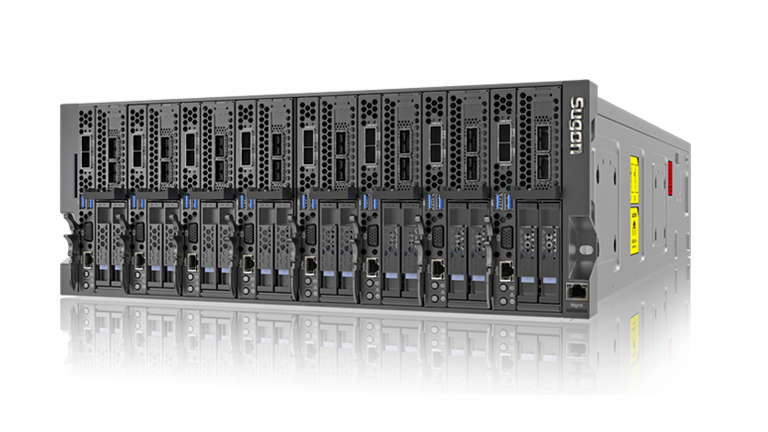 西安曙光TC4600T G3服务器