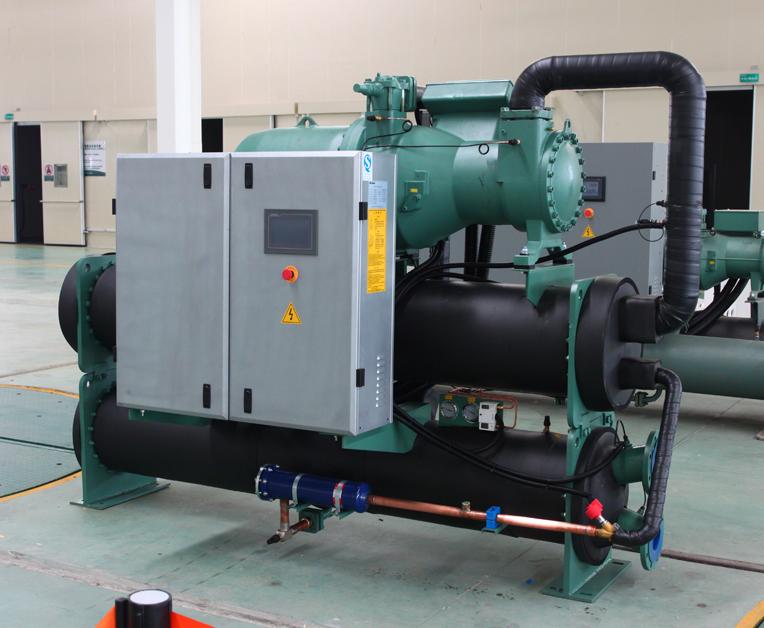 地源熱泵機組廠家