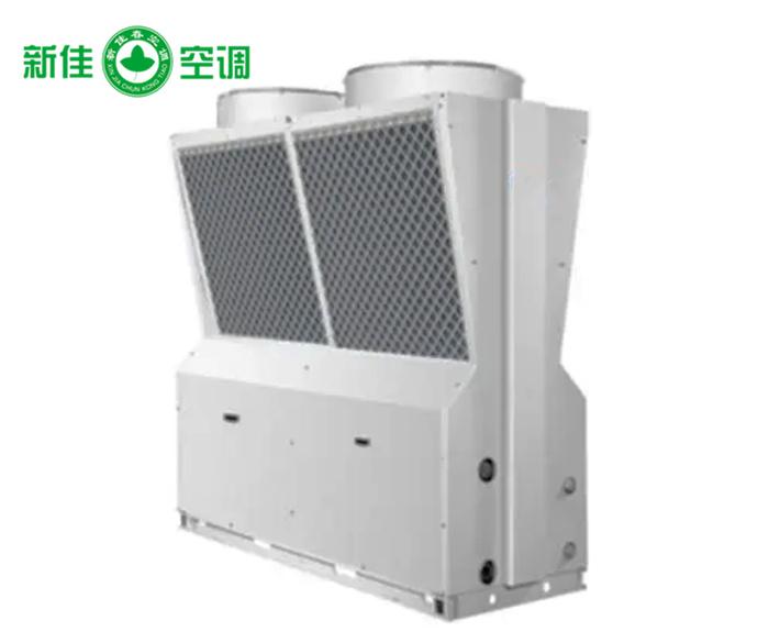 低溫強熱風冷模塊機組