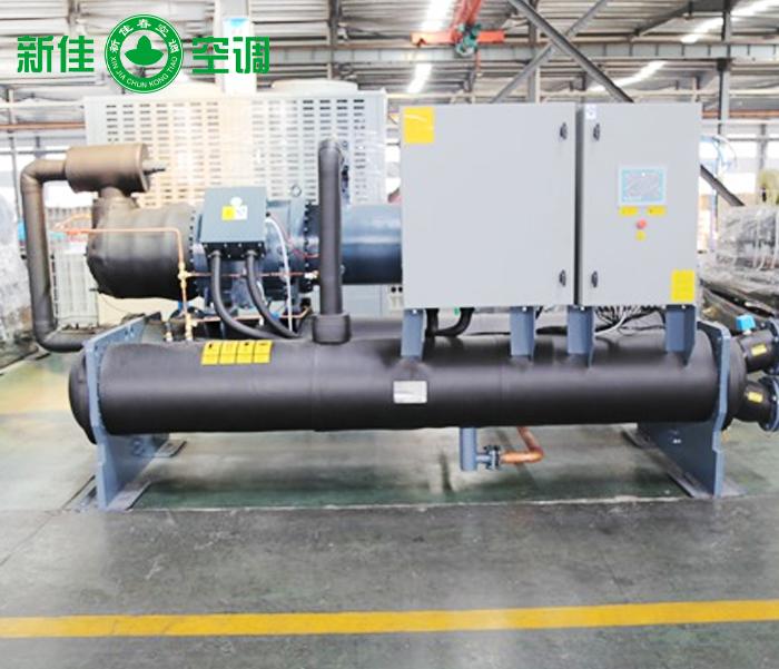 地源熱泵機組