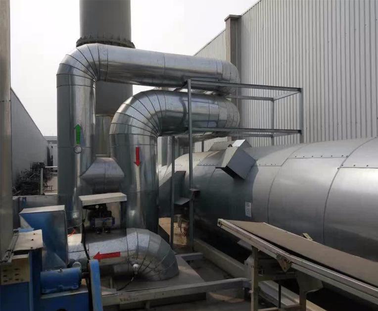 钢管防腐保温工程