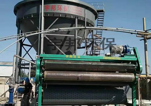 带式压滤机生产
