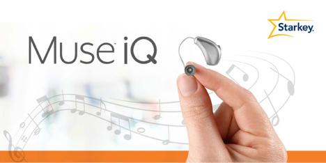 斯达克妙系列iQ助听器