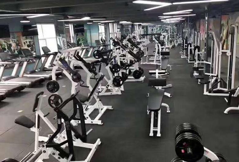健身房商用器械案例